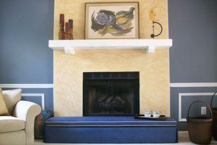 Corner Fireplaces Baby Proof Corner Fireplace