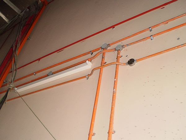 Surface Conduit Installation Picture on Electric Fan Wiring Schematic