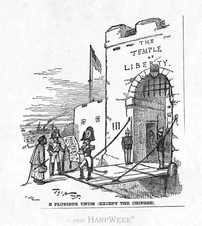 thamanjimmy: History of the Chinese Exclusion Act (1882)