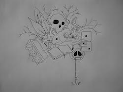 Simple Drawings Random 2