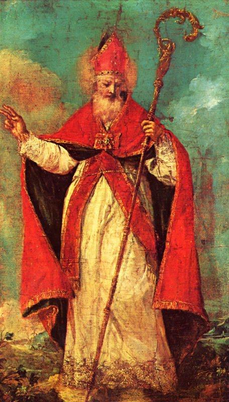 Heiliger Nikolaus Steckbrief