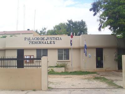 Realidades de Pedernales: Abren Oficina de abogados Defensa Pública