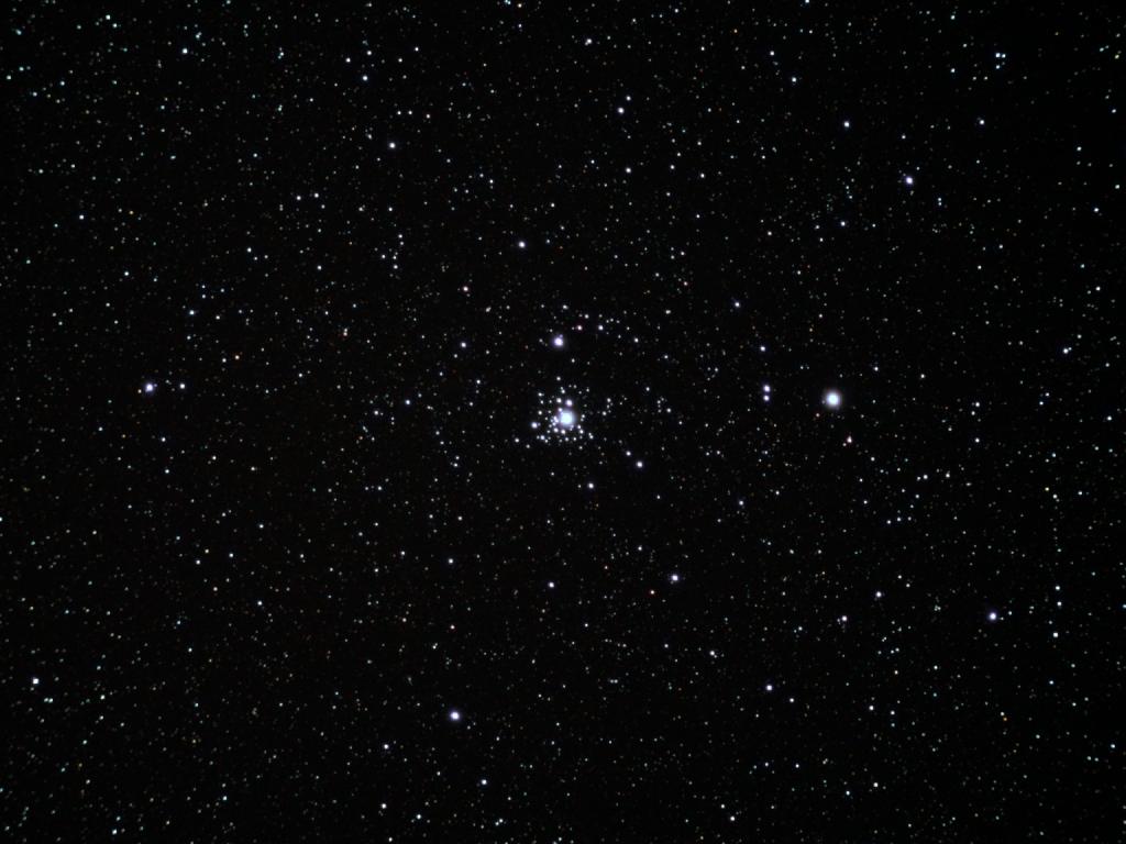 NGC 2362 (Tau Canis Majoris Cluster), ST80 on Vixen SP, 9x60