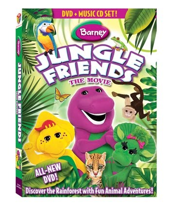 Barney And Friends Movies Dvd Apparitional Film