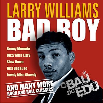 larry williams slow down album