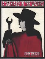 Resultado de imagem para Lennon escreveu também um livro: Um Espanhol no Trabalho