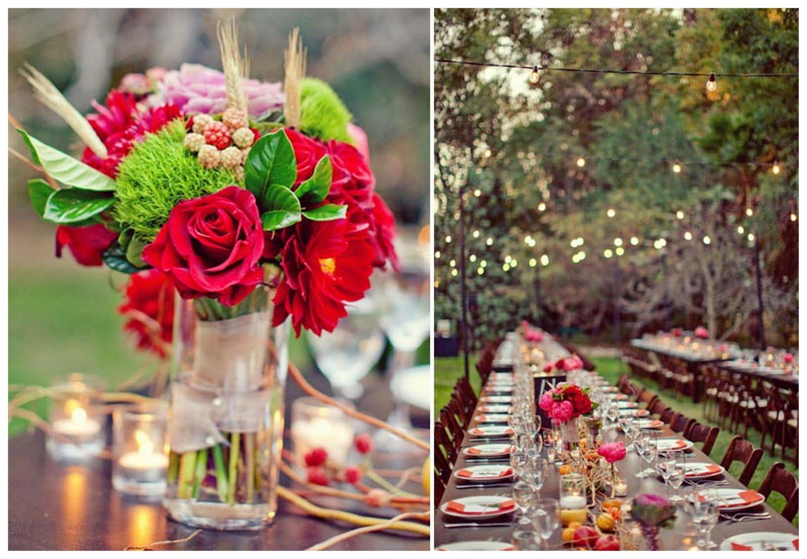Enchanted Garden: Real Enchanted Garden Wedding: Kelly & Steve