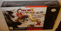 Sealed Chrono Trigger SNES