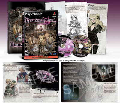 Eternal Poison Artbook