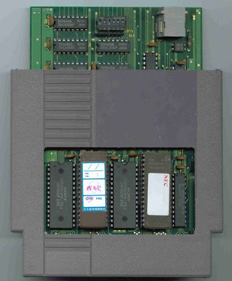 1991 Nintendo Campus Challenge Cartridge