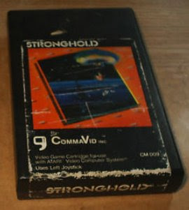 Stronghold 2600 Cartridge