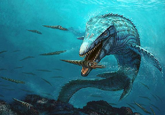 High 5 for Science: Monsters Part 3: Cretaceous Seas