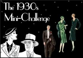 1930s Mini-Challenge: The Priory by Dorothy Whipple