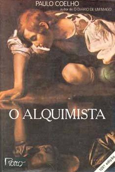 O Alquimista -  Paulo Coelho