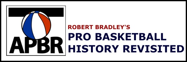 Pro Basketball History Revisited