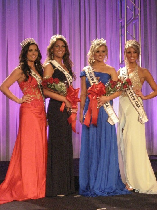 Miss Angola 2011: Miss Delaware Teen USA 2011 is Amanda