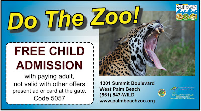 Discovery wildlife park coupons