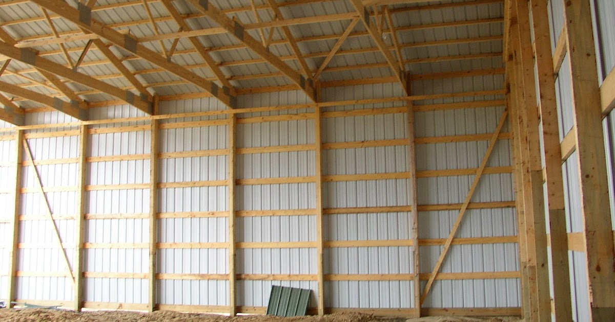 Structural Integrity Post Frame Building Definition