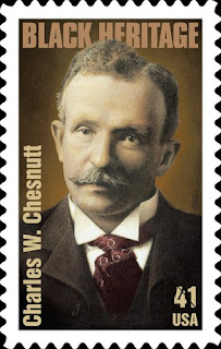 chesnutt commemorative stamp
