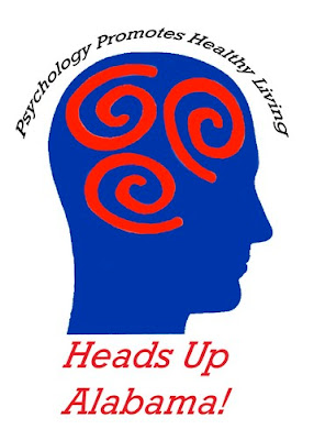 Heads Up Alabama! logo