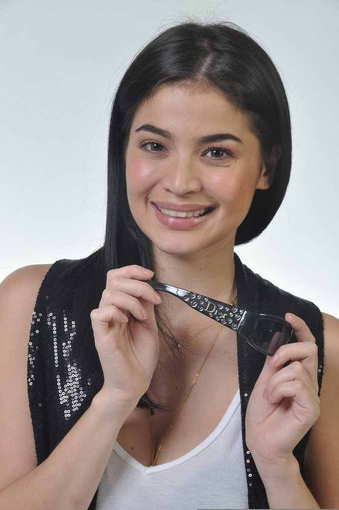 Most Beautiful Anne Curtis  Sexy Filipina Young Actress-3041