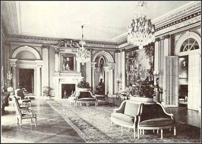 Mansion Floor Plans Whitemarsh Hall Wyndmoor
