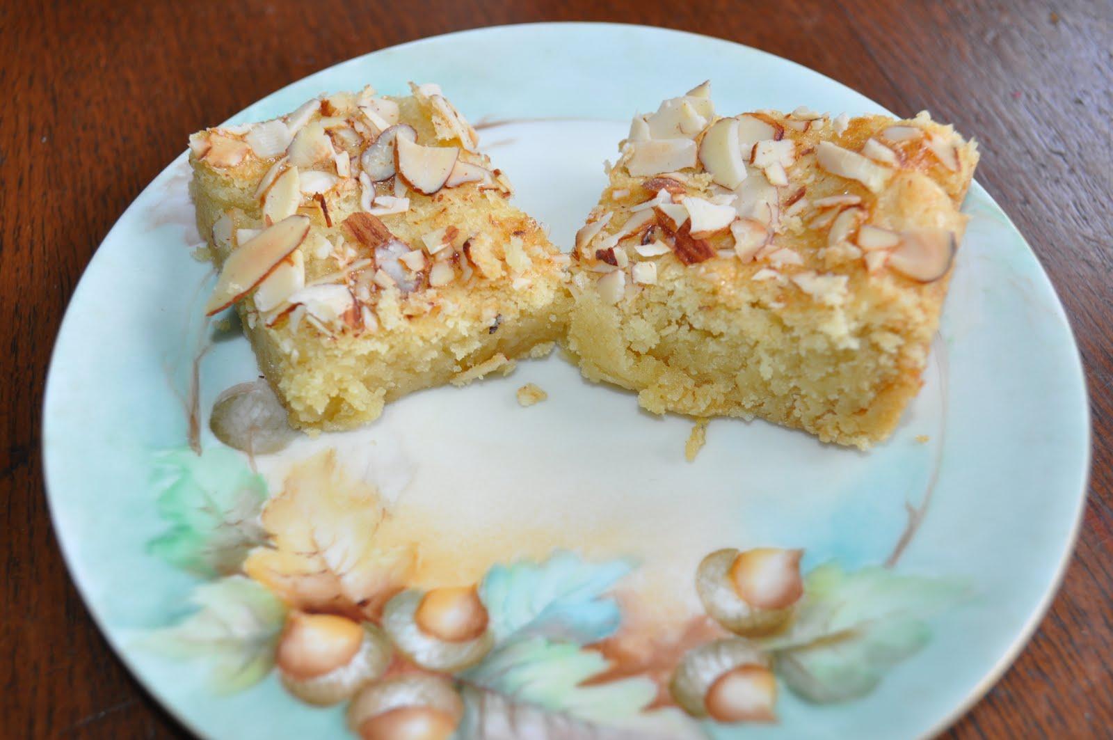 Michigan Cottage Cook Dutch Butter Cake Nederlandes