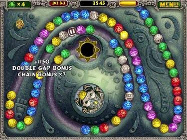 Zuma Deluxe Free Download Games