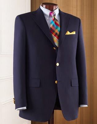 cheap jordans for kids size 4 Navy Blue Blazer With Gold Buttons