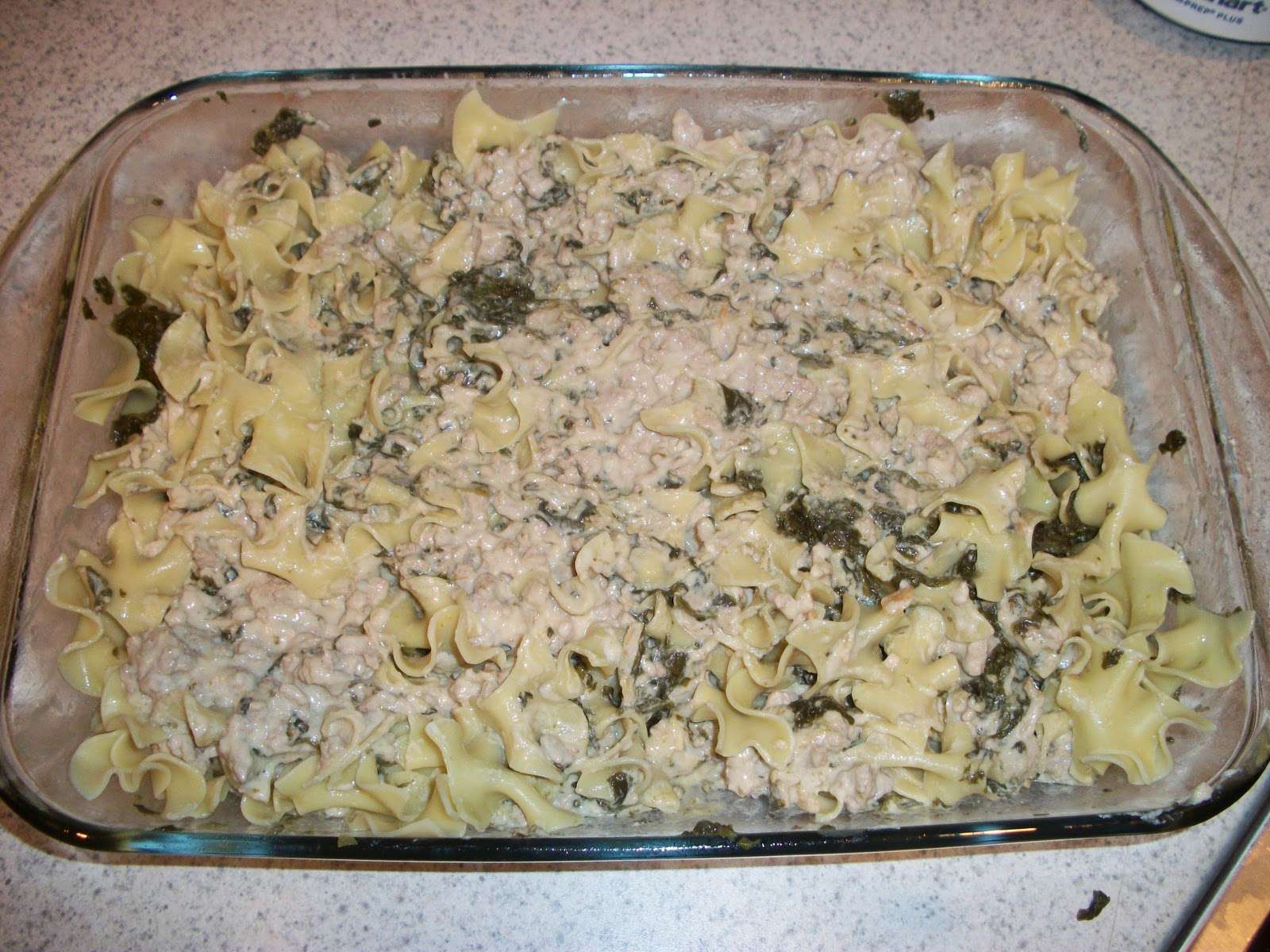 My Cooking Adventures: Turkey Florentine