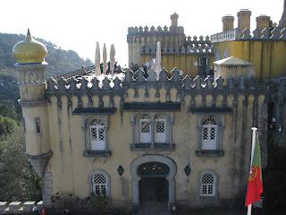 O Palácio La Pena
