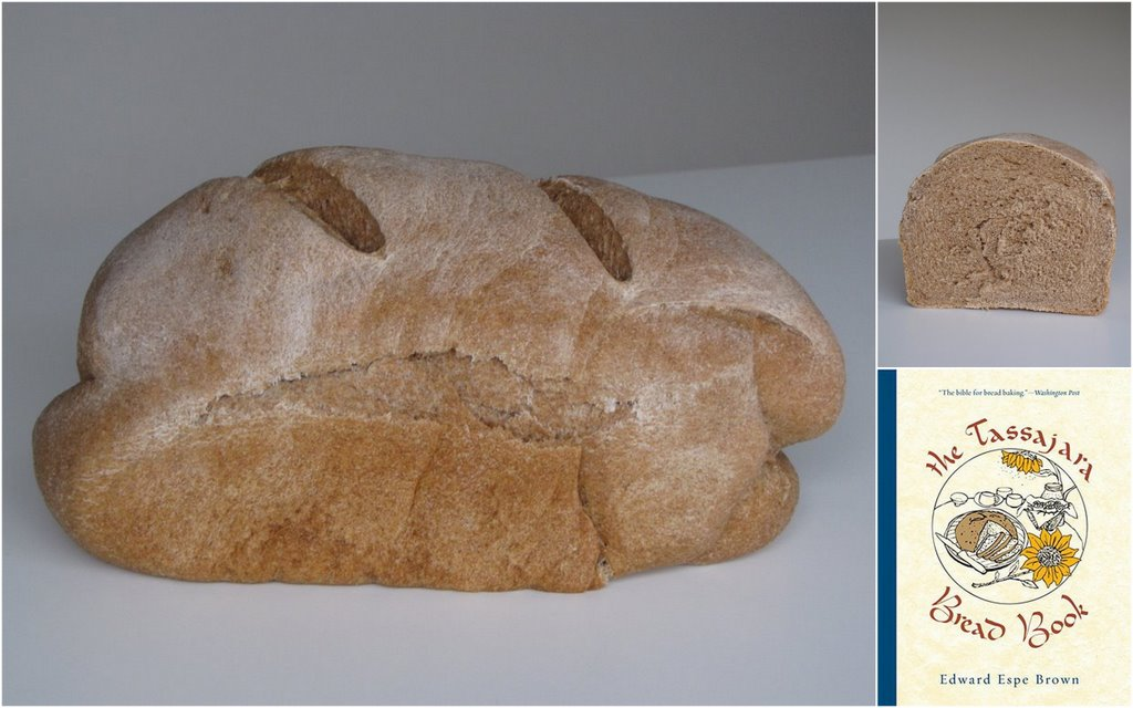 The Tassajara Bread Book by Edward Espe Brown (Paperback, 2011)