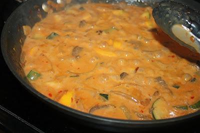Thai Curry Spaghetti Squash