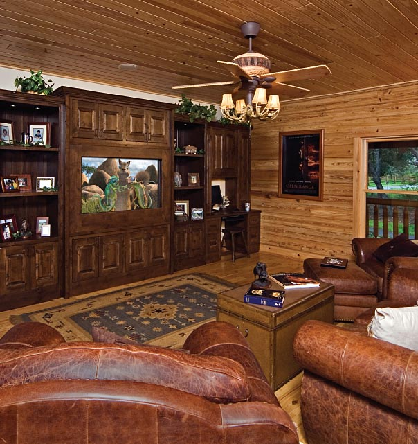 19 Log Cabin Home Décor Ideas: My Home Design: Log Cabin Kits