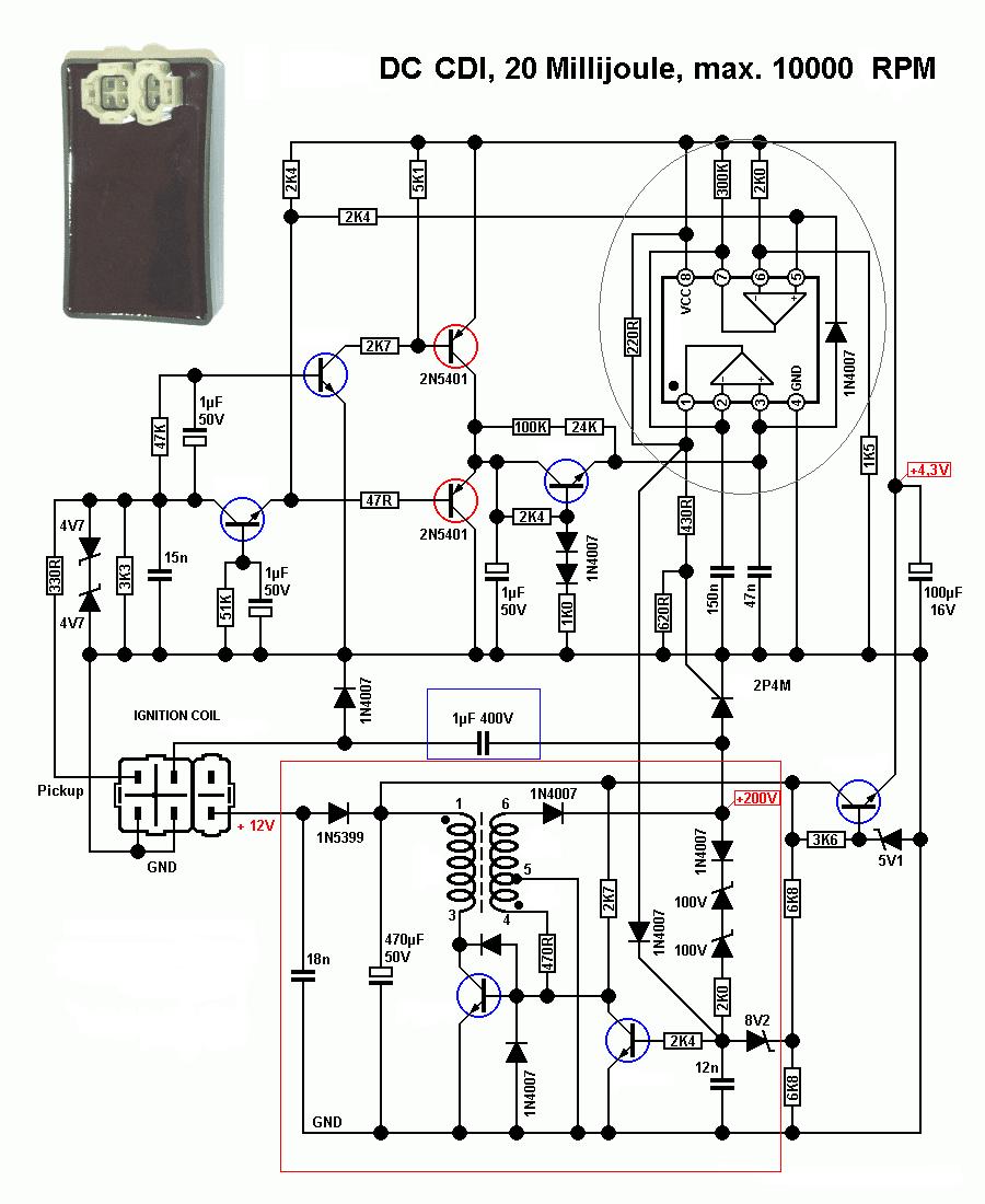 Suzuki Raider 150 Cdi Wiring Diagram: Dc cdi wiring diagramrh:svlc.us,