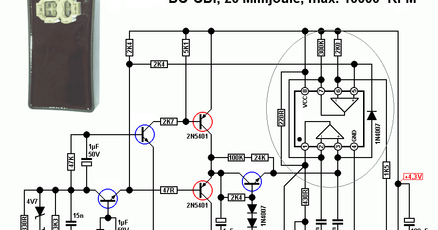 chinese dc cdi wiring diagram 8 pin