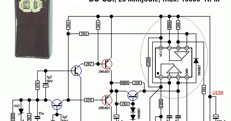 chinese dc cdi wiring diagram 8 pin