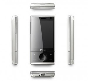 HTC Touch Diamond Coming in White
