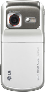 LG-KC780 Slim 8 Megapixel Slider Phone