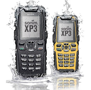 Sonim XP3 Enduro, a rugged cell phone that goes underwater