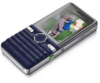 New Sony Ericsson S312 with 2 Megapixel Camera