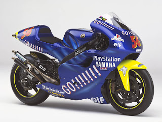 VISUAL GRATIFICATION: TZ750 & YZR500 - Track Monsters from YAMAHA