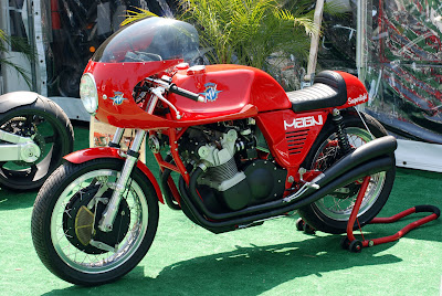 visual gratification: magni & the art of mv agusta
