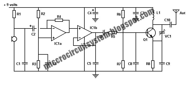 low drift peak detector circuit diagram using lm358 op amp