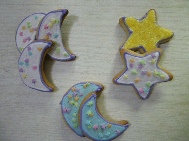 Galletas Decoradas Estrellas