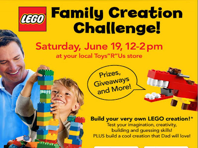 "Lego Event at 玩具""R"" Us"