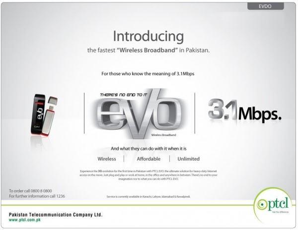 Increase PTCL Evo Speed and Signals Strength