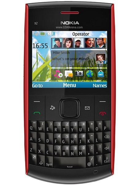Nokia X2-01 phone review