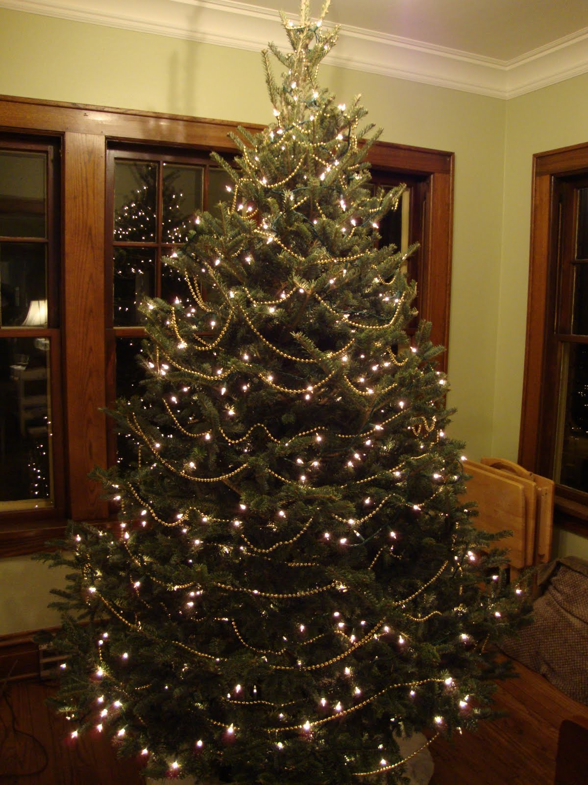 Christmas Tree Light Tips