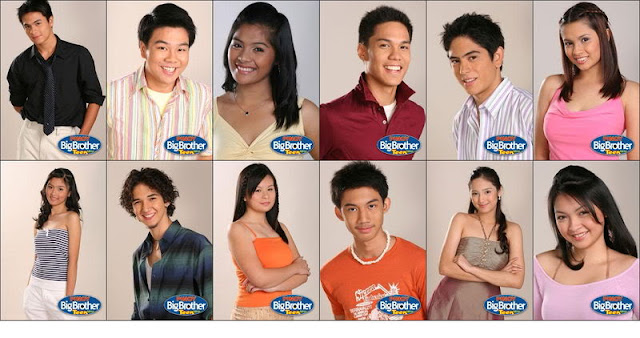 Pinoy Big Brother Lucky Season 7 Celebrity Housemates